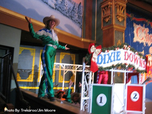 dixie stampede knoxville, TN