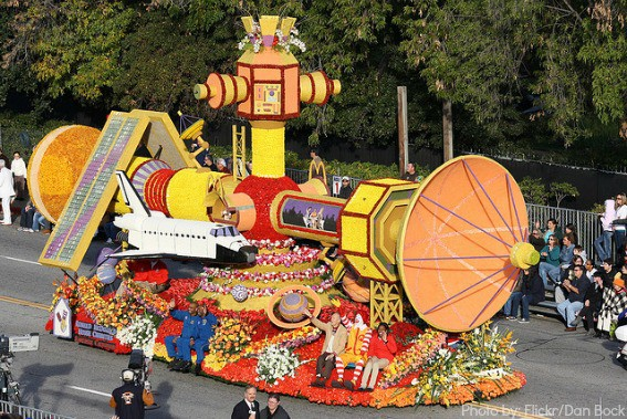 Tournament of Roses Parade Trekaroo