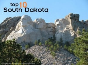 Top 10 things to do with kids in South Dakota