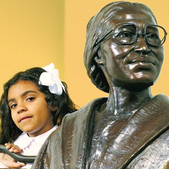 Top 10 things to do with kids in Alabama Rosa Parks Montgomery