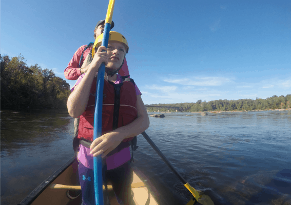 Top 10 things for families to do in Virginia: james-river-richmond-riverside-outfitters