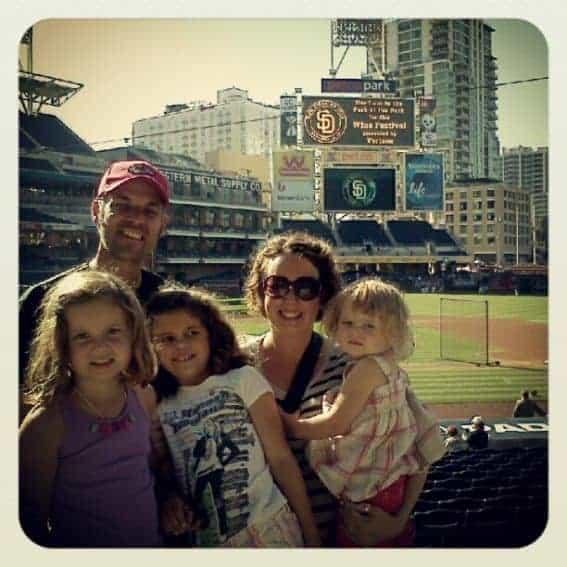 Petco Park San Diego Padres Baseball