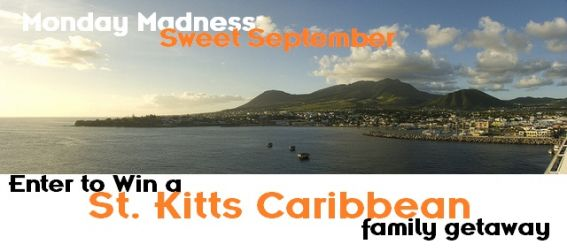St. Kitts Giveaway Caribbean Vacation Family