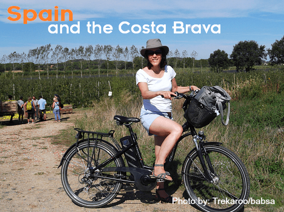 Spain Costa Brava Family Travel