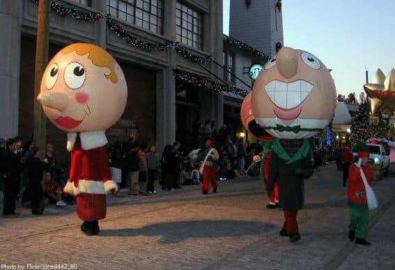 Holidays at Theme Parks: Universal Studios Orlando