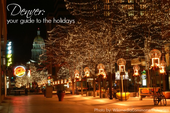 Denver Christmas and Holiday Activities