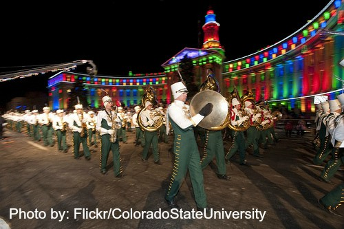 Denver Parade of Lights (Flickr/ColoradoStateUniversity)