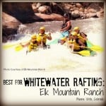 Elk Mountain Ranch Best Family Dude Ranch Vacations