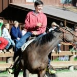 Flathead Lake Lodge Kids Rodeo teen