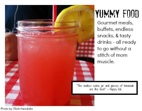 Lemonade for collage