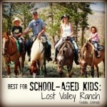 Lost Valley Ranch Best Family Dude Ranch Vacations