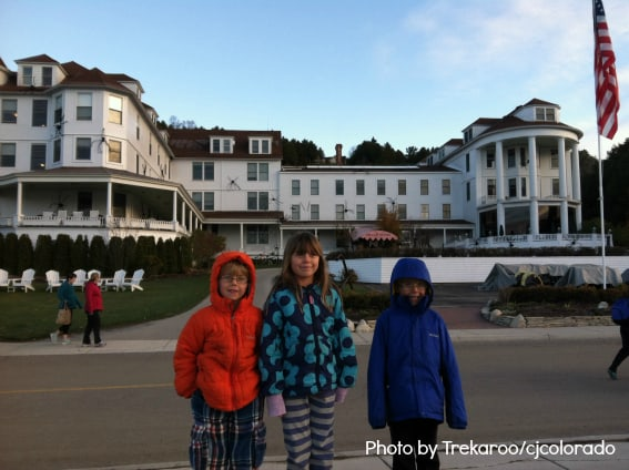 Mackinac Island With