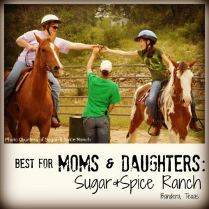 Sugar & Spice Best Family Dude Ranch Vacations