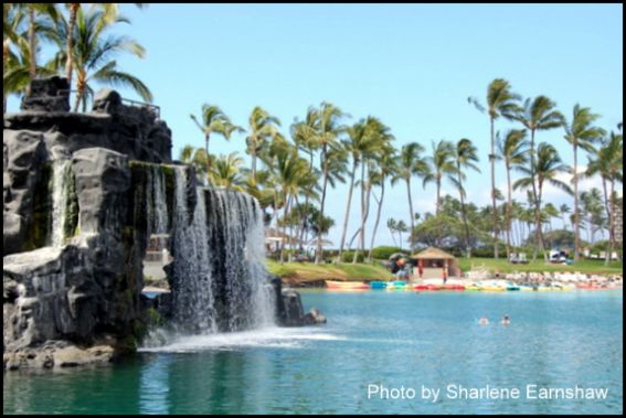 Hilton Waikoloa Village: Kid Friendly Big Island Lodging Lagoon