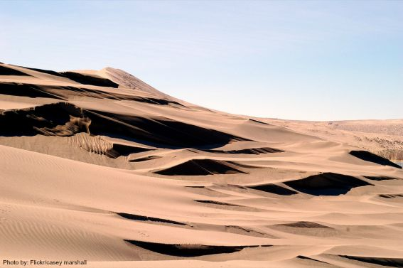 Bruneau Dunes flickr/casey marshall