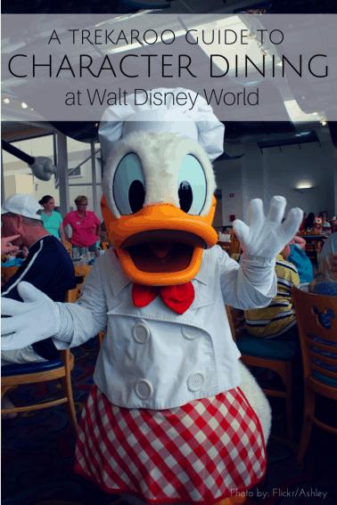 Character Dining Walt Disney World