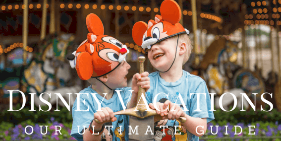 Ultimate Vacation Guide to Disney Parks for Families