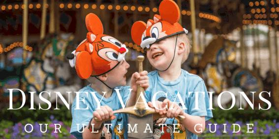 迪士尼乐园家庭终极度假指南