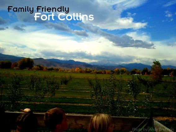 Family Friendly Fort Collins
