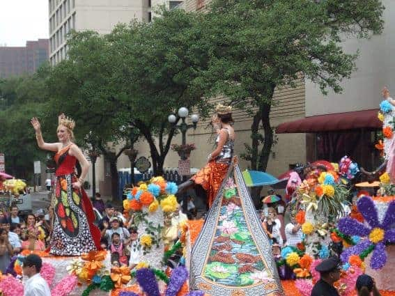 San Antonio Fiesta: Kid friendly festival fun