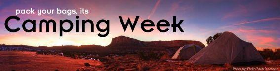 Camping Week HomePage