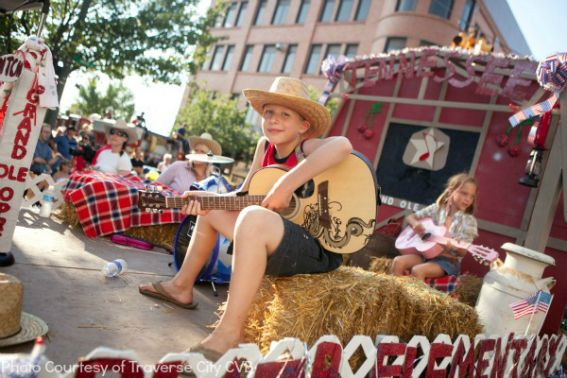 Top 10 Michigan Traverse City Cherry Fest