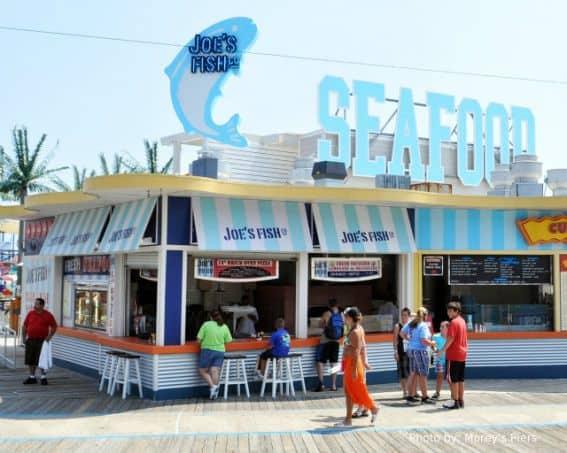 Top Seafood Restaurants In Wildwood Nj