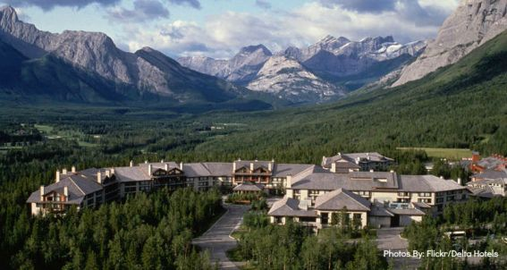 kananaskis weekend getaways from Calgary