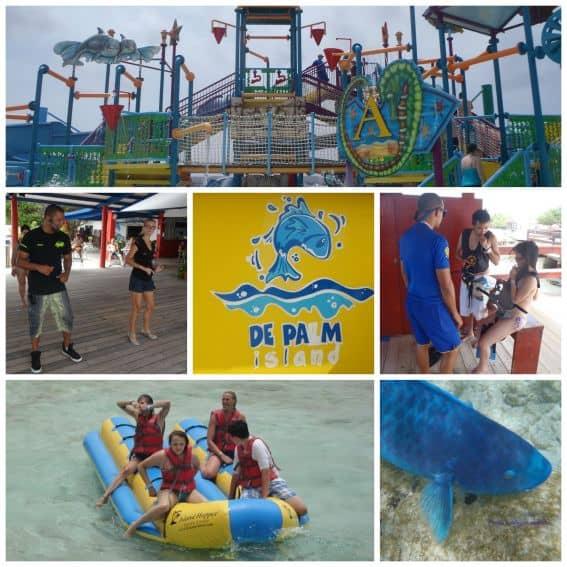 Kid friendly Aruba De Palm Island