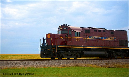Top 10 Things for Families to do in Arkansas: Arkansas and Missouri Railroad Photo by: Flickr/doug_wertman
