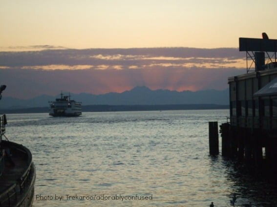 Top 10 Things for Familes to do in Washington State: Washington Ferry Photo by: Trekaroo/adorablyconfused