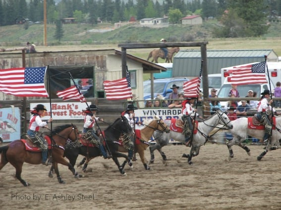 Top 10 things for Families to do in Washington State: Horses in Washington Photo by: E. Ashley Steel