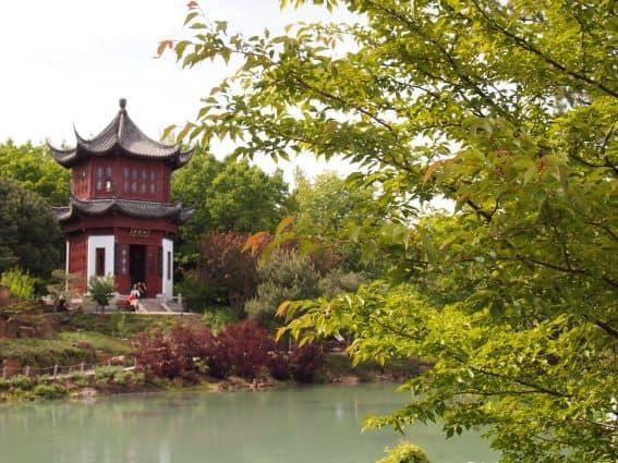 Chinese Garden - Montreal Botanical Gardens