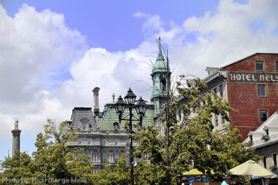 Vieux-Montréal Old Montreal