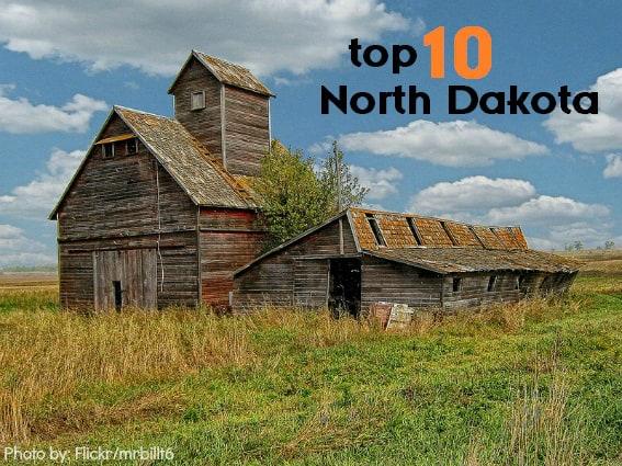 Family Travel: Top Ten North Dakota