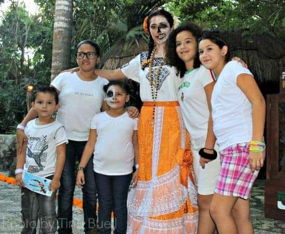 Celebrate El Dia de Los Muertos Kids- in Mexico and in the US