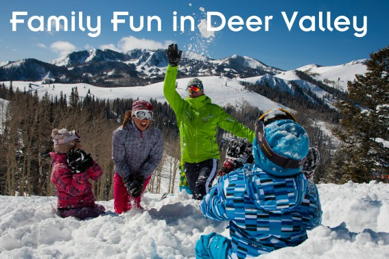 Happy people Deer Valley