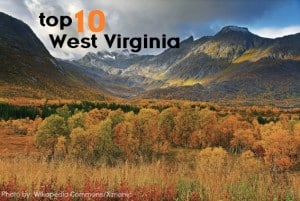West Virginia: Top 10 Things for Families to Do