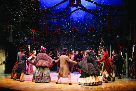 A Christmas Carol - Milwaukee-Holidays