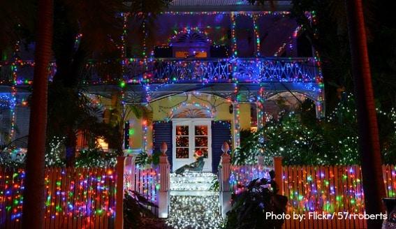 Christmas Tree Light Tips