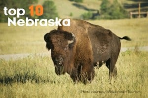 Top 10 Nebraska