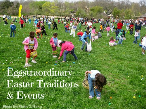 Easter Traditions and Events