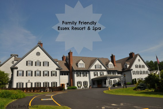 A Family Stay at the Essex Resort & Spa, Vermont
