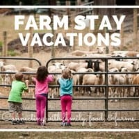 Farm Stay Vacations