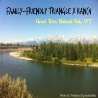 Triangle X Ranch WY