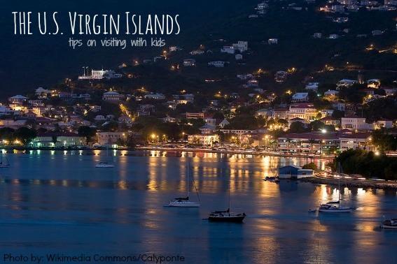 Us virgin islands visiting