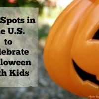 Top Halloween Spots in the U.S. with Kids
