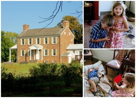 Ben-Lomond-Manassas-Civil War and American history in Prince William County, VA