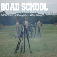 Road school civil war, prince william, VA