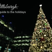 Christmas Events in Pittsburgh